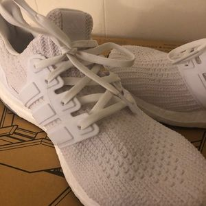 adidas Shoes - BRAND NEW Adidas white ultraboost 7.5 womens
